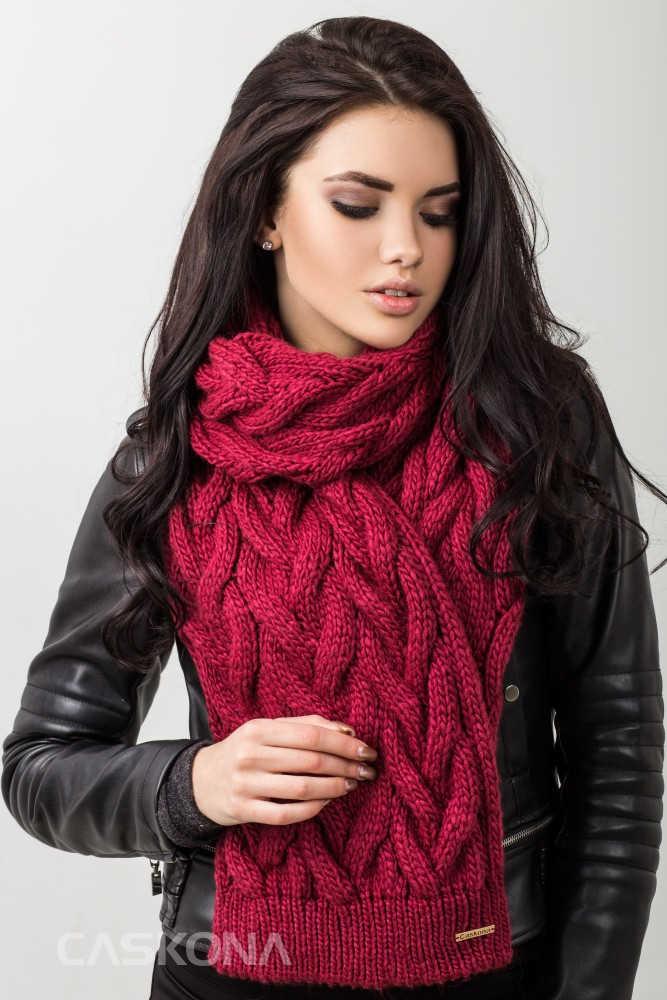 вазаный шарф